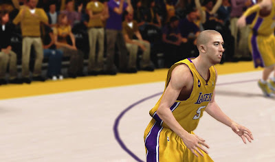 NBA2K PC Patch Cyber Face Mods