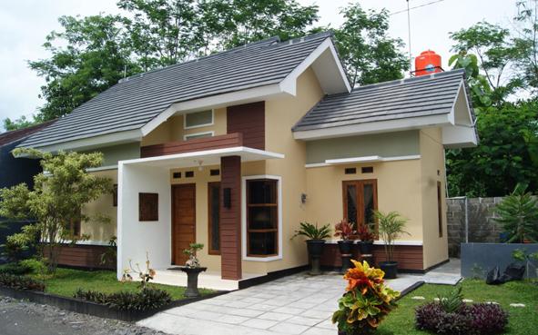 Motif dan bentuk rumah minimalis sederhana