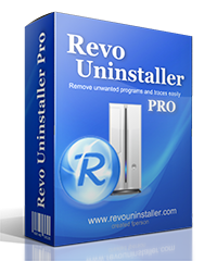 revo software how to delete remaining hidden files