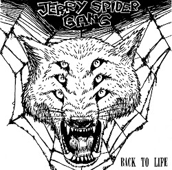 "JERRY SPIDER GANG ""Back To Life"""