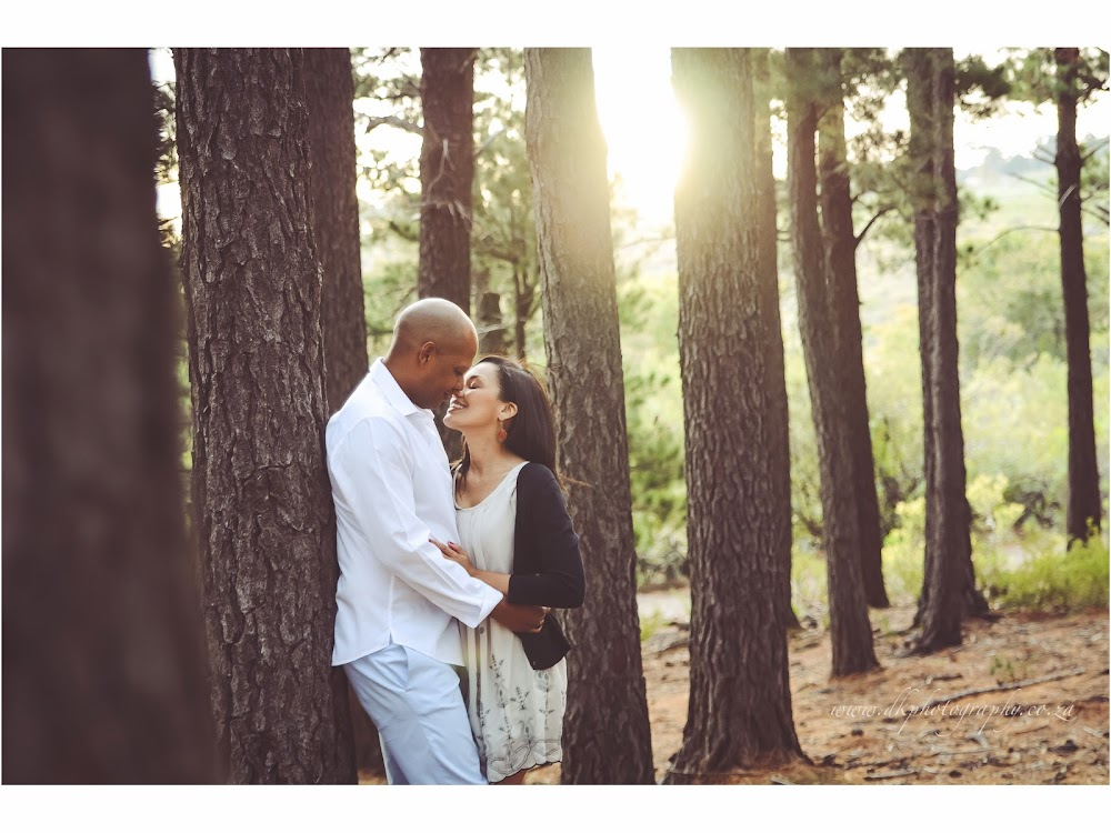 DK Photography BLOGLAST-133 Franciska & Tyrone's Engagement Shoot in Helderberg Nature Reserve, Sommerset West  Cape Town Wedding photographer