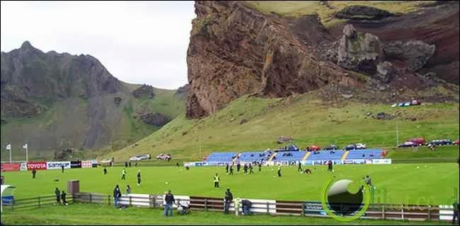 Hasteinvollur – Islandia