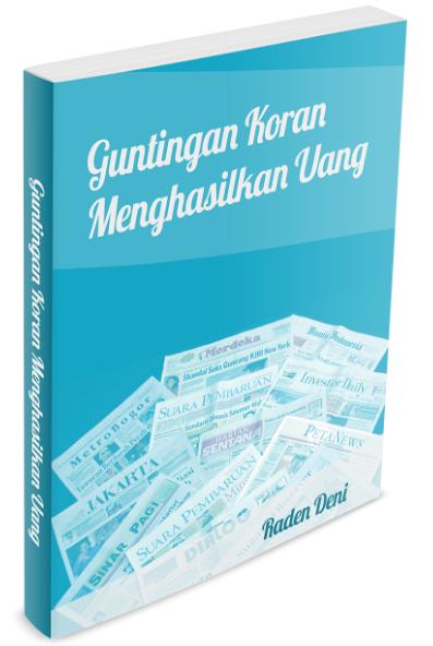 Milikki Ebook: Guntingan Koran Menghasilkan Uang!