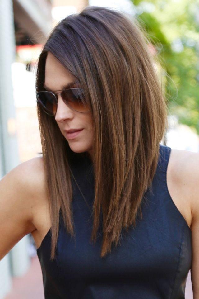 Peinados para pelo corto concavo