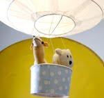 Lampade mongolfiera per il bimbo