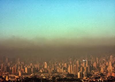 Air Pollution in São Paulo