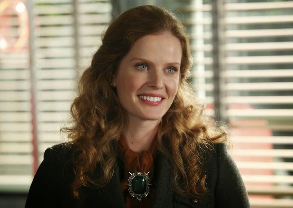 Blue Bloods - Season 5 - Rebecca Mader to Guest