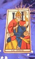 Arcano V- El Sumo Sacerdote