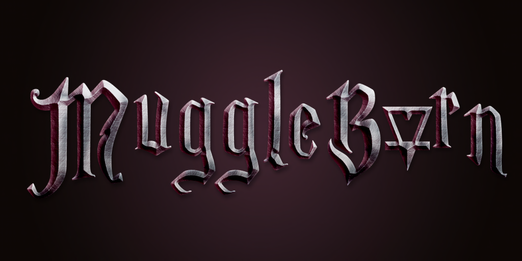 +Muggle Born+