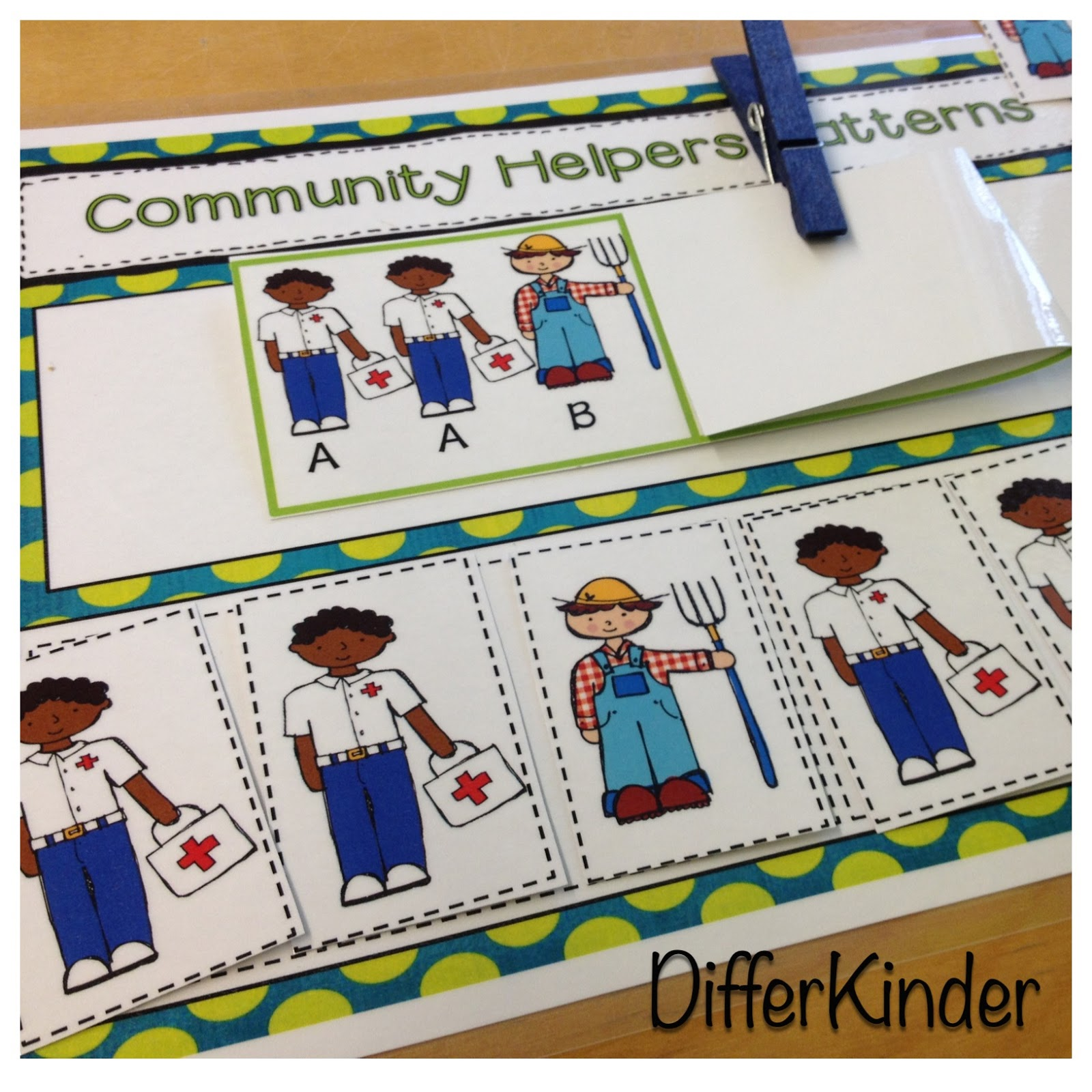 the key to making math stations fun differentiated kindergarten