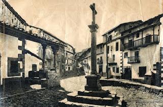 Crucero del Humilladero de Candelario Salamanca