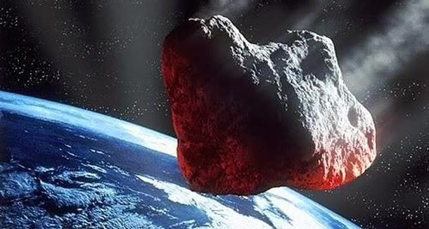 A atmosfera protege o planeta de embates de outros corpos celestes