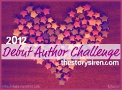 2012 Debut Author Challenge