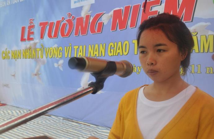 Gia Lai: Ấm lòng Lễ tưởng niệm nạn nhân tai nạn giao thông
