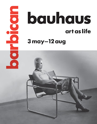 Bauhaus at the Barbican