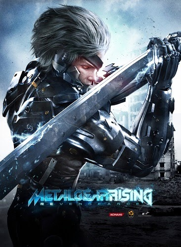 Metal Gear Rising Revengeance PC Game