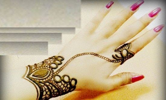 Mehndi Designs And Hairstyles : Mehndi designs latest styles for pakistani and