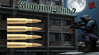 Screenshots of the Shooting club 2 for Android tablet, phone.