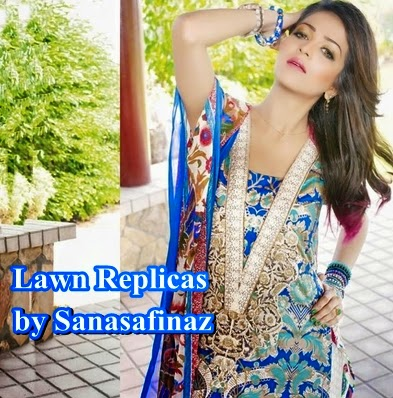 Replica Designer Clothing Best Designer Lawn Replica