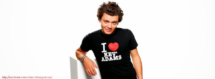 Belle couverture facebook kev adams