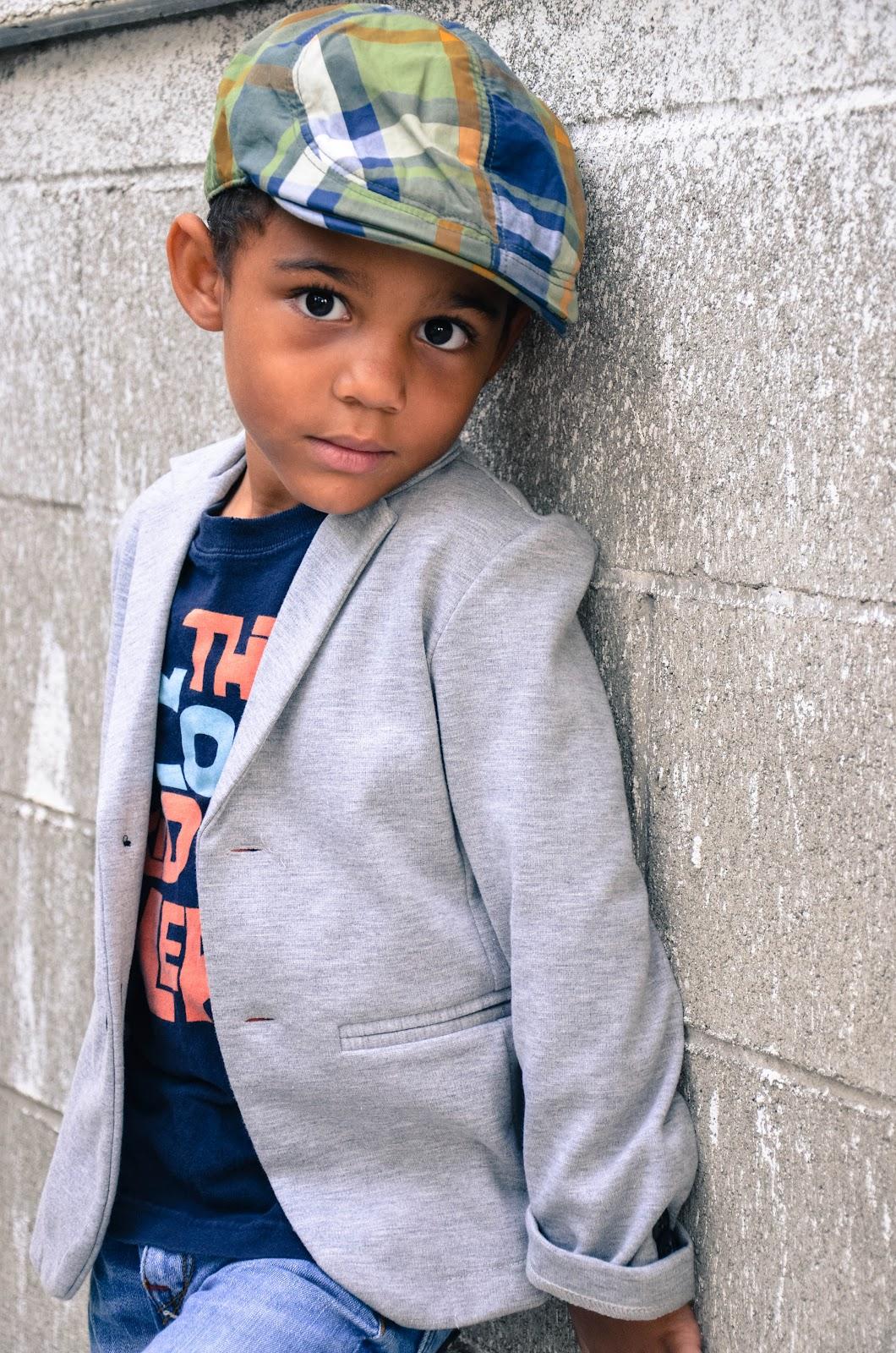 Black baby boy swag