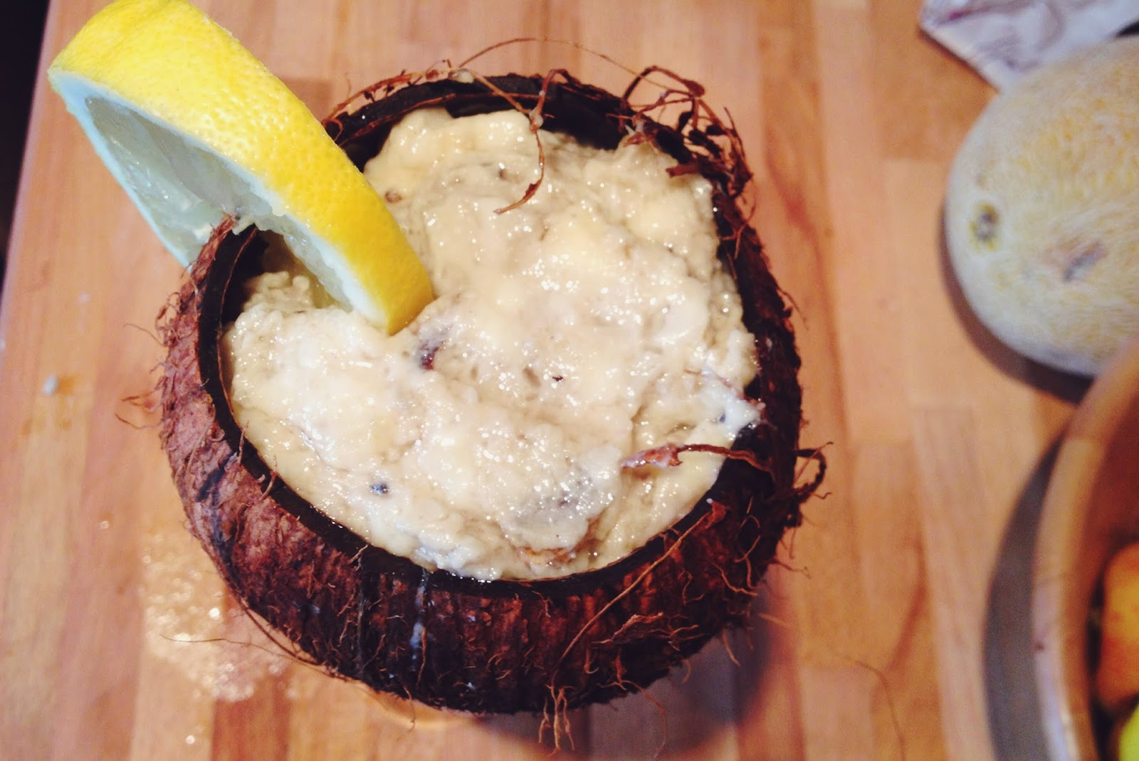 coconut hair mask, DIY banana hair mask, beauty blog, homemade hair mask, natural hair mask