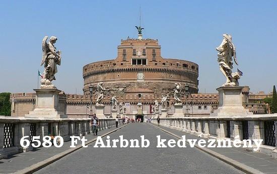 6580 Ft Airbnb kedvezmény