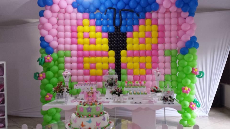 decoracao de balões jardim encantado:Luluka Diversões e Balões: Decoração temática: Jardim Encantado