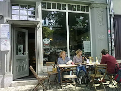 Café Hilgenfeld, Domplatz 4