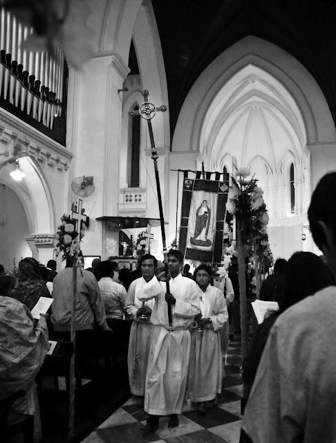 Re-dedication of St. James' Church, Calcutta