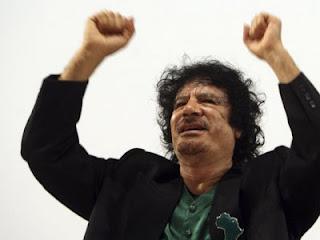 Occhio, la libia e' un'altra cosa
