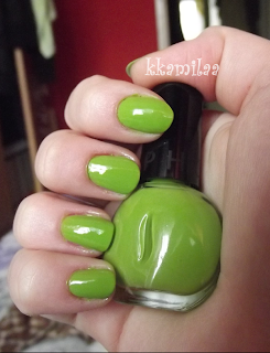 Sephora Collection nr L37 - Lime Cocktail
