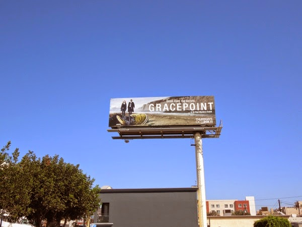 Gracepoint billboard