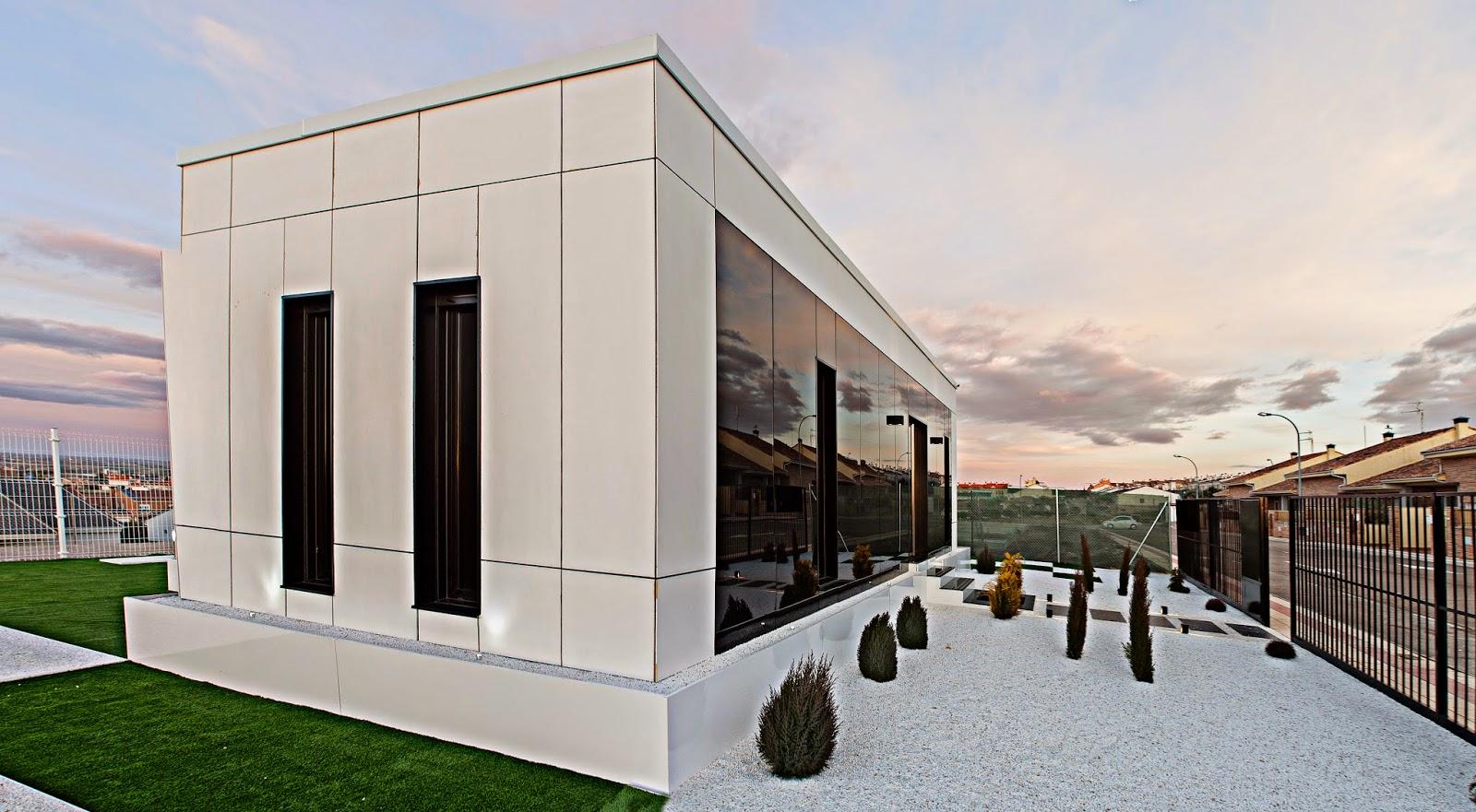 Vivienda modular Resan modelo loft