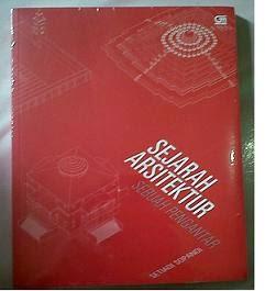 Buku Sejarah Arsitektur Sebuah Pengantar