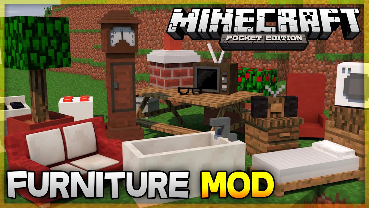 descargar mods para minecraft pocket edition