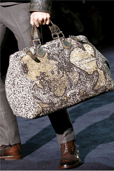 Moda Gucci AI 2013 - Borse e scarpe da uomo