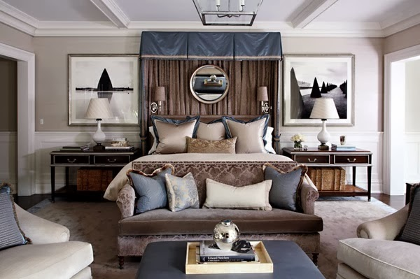 blue and brown bedroom decorating ideas decorating and design ideas