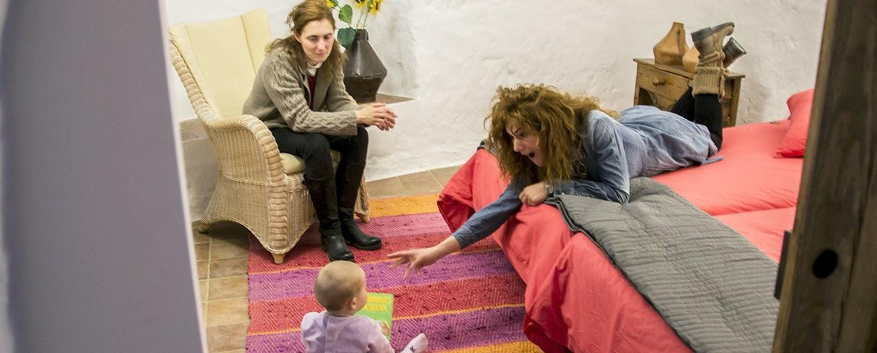 alojamiento ideal para niños cerca de senda viva