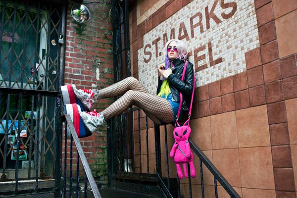 teen model Charlotte free