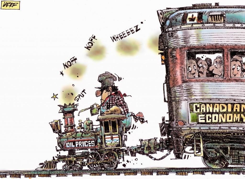 Larer (?): Canadian Oil.