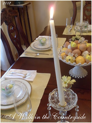 Egg-cellent Table for Easter