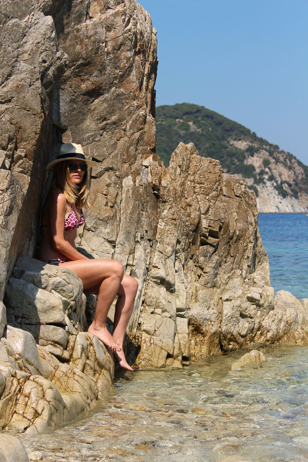 Eniwhere Fashion - BeBikini - Sansone Beach - costumi da bagno