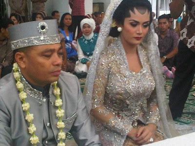 Perkahwinan Kris Dayanti Dan Raul Lemos Di Jakarta (Gambar)