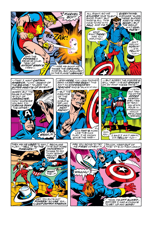 Captain America (1968) Issue #217 #131 - English 11