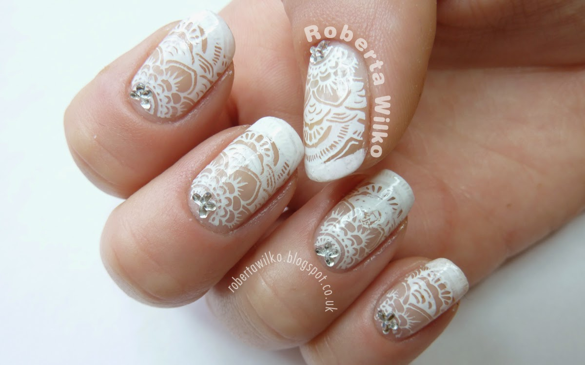 moyou london stamping plate tourist collection 20 konad on french tips