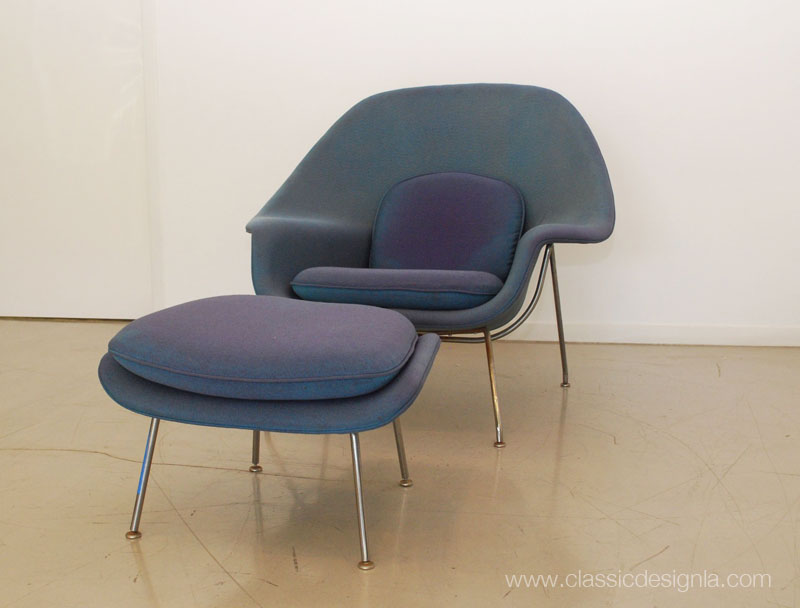 classic design before after knoll womb chair