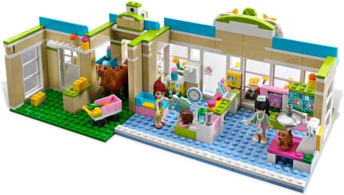 Brick Friends Lego Friends 3188 Heartlake Vet