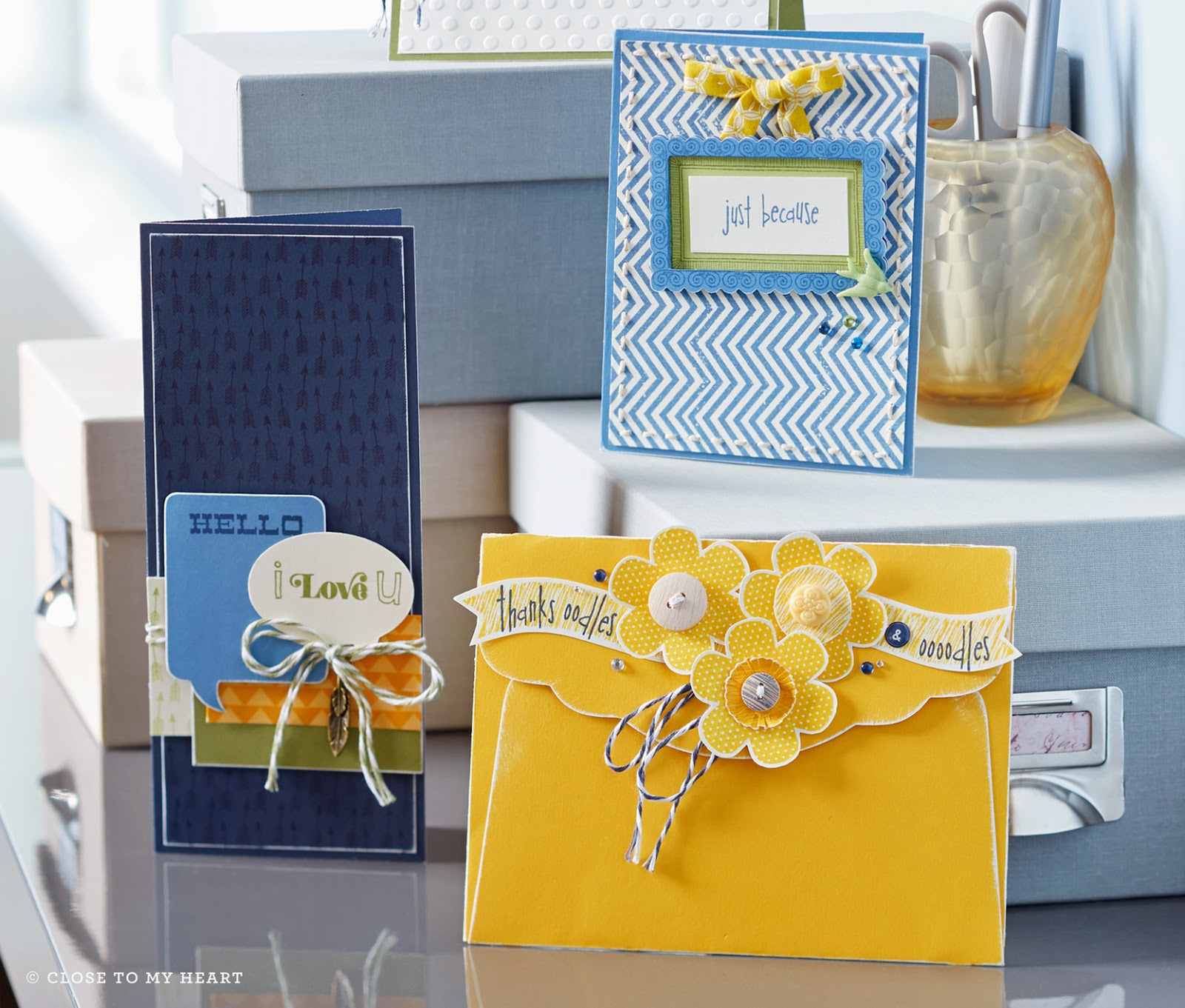 Cards and Envelope Ideas