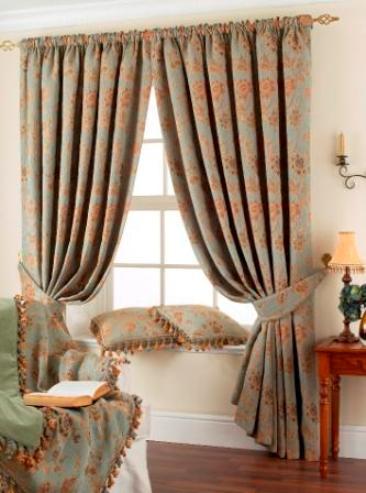 Cortinas para el hogar cortinas para dormitorio for Cortinas para dormitorio principal